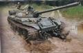 RE3328 T-55A/AM with KMT-6/EMT-5