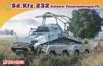 DR7581  Sd.Kfz.232 Schwerer Panzerspahwagen (FU)