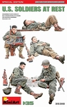 MA35318   U.S. Soldiers at Rest  Special Edition