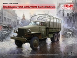 ICM35510  Studebaker US6 with WWII Soviet Drivers