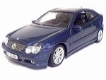 B66961915  Mercedes Benz C-Klasse Sport Coupe (blauw)