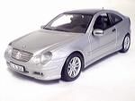 B66961916  Mercedes Benz C-Klasse Sport Coupe (zilver)