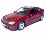 B66961917  Mercedes Benz Sport Coupe Evolution (rood)