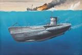 RE5093 Deutsches U-Boot TYPE VII C