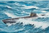 RE5100 Deutsches U-Boot TYPE VII C/41