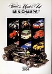 Catalogus Minichamps 2004 *