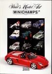 Catalogus Minichamps 2005 *