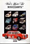 Catalogus Minichamps 2006 *