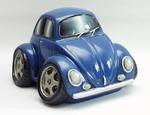91705  Volkswagen Kever Spaarpot (Blauw)
