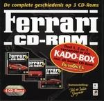 9827  Ferrari CDrom 4 set