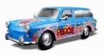 32303BL  Volkswagen 1600 Squareback (blauw)