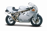 325  Ducati Supersport 900FE (zilver)