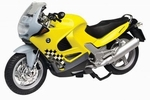 424  BMW K1200 RS (geel)