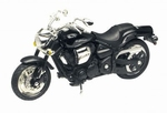 437  Yamaha Roadster warrior 2002 (zwart)