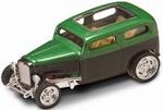 64301 Ford Model A 1931 (zwart/groen)