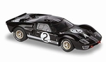 143424  Ford GT 40 Mk II 1966 (zwart)