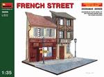 MA36006  France street 2 buildings