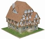 AE1418  German house