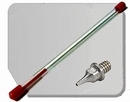 999BD36020  Airbrush Needle + Nozzle 0,2 mm x129 mm lang