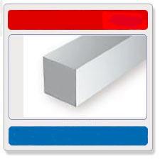 Vierkant vol profiel